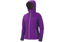 Marmot Women's ROM Jacket vibrant purple/deep purple